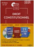 Droit constitutionnel : CD Rom
