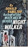Night Walker (044902167X) by Donald Hamilton