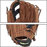 Wilson A800 1786 Game Ready Soft Fit Infielder's Throw Baseball Glove by Wilson