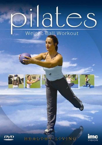 Pilates Weight Ball Workout - Healthy Living Series [DVD]