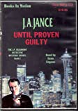 img - for Until Proven Guilty book / textbook / text book