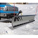 K2 Plows SUSP8826 Summit Snow Plow, 88 by 26-Inch