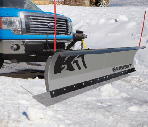 K2 Plows SUMM8826 Summit Snow Plow, 88 by 26-Inch (Snow Plow For Truck compare prices)