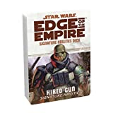 Hired Gun Signature Abilities Star Wars Edge of the Empire Specialization Deck