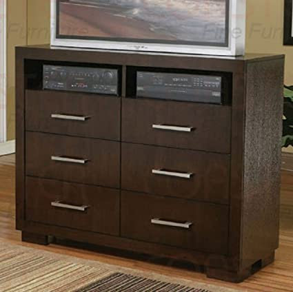 Sutherland Modern TV Dresser - Coaster 200716