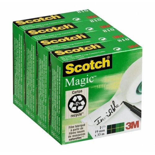 scotch-magic-ruban-adhesif-invisible-lot-de-4