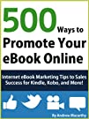 500 Ways to Promote Your eBook Onli...