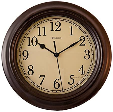 Nyl Holdings Llc 33883A Wooden Wall Clock 9.5