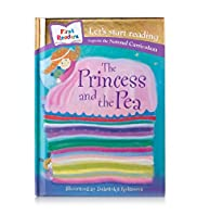 The Princess & The Pea Story Book