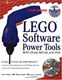 echange, troc Kevin Clague, Miguel Agullo, Lars C. Hassing - Lego Software Power Tools: Including Ldraw, Mlcad and Lpub