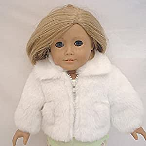Doll Clothes Fits American Girl Winter Coat