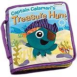 Lamaze Captain Calamari's Treasure Hunt Soft Book