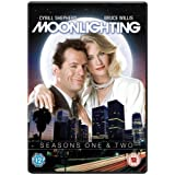 Moonlighting - Complete Seasons 1 and 2 [DVD] [2008]by Cybill Shepherd