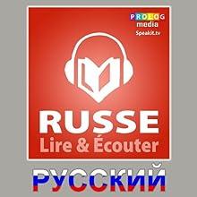Russe - Guide de conversation [Russian Phrasebook] | Livre audio Auteur(s) :  SPEAKit.tv | PROLOG Ltd. Narrateur(s) :  PROLOG