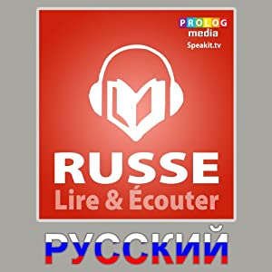 Russe - Guide de conversation [Russian Phrasebook] | Livre audio