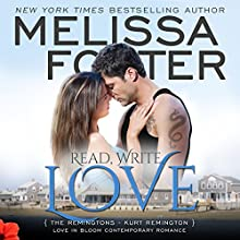 Read, Write, Love: The Remingtons, Book 5 Audiobook by Melissa Foster Narrated by B.J. Harrison