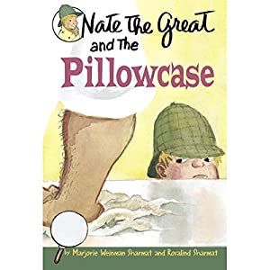 Nate the Great and the Pillowcase Audiobook