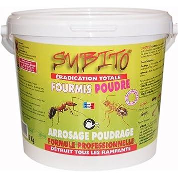 0 0subito fourmis poudre poudre 5kg anti fourmis en - Produit anti fourmis ...