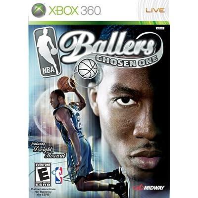 لعبــة(2008) NBA Ballers: Chosen One على XBOX360 51w+WIT0ZqL._SS400