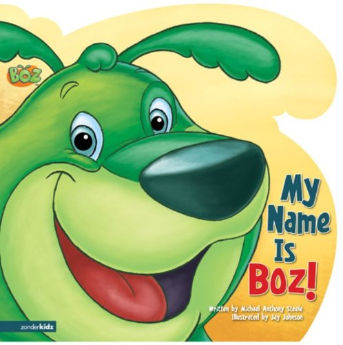 My Name Is BOZ! (BOZ Series)