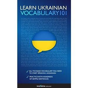 Learn Ukrainian - Word Power 101 Hörbuch