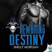 Rewriting Destiny: Forsaken Sinners MC Series, Book 1 | Shelly Morgan