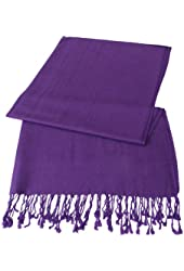 High Quality Solid Color Pashmina Shawl Scarf Wrap Seconds (60+ Colors)