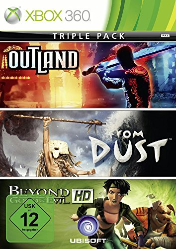 Compilation: Beyond Good and Evil + Outland + From Dust [Edizione: Germania]