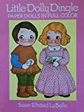 img - for Little Dolly Dingle Paper Dolls in Full Color book / textbook / text book