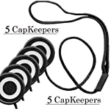 Neewer 5 Lens Cap Leash Lens Cap Holder/Safety Cord For Sony Canon Nikon Olympus Pentax Lens Cap