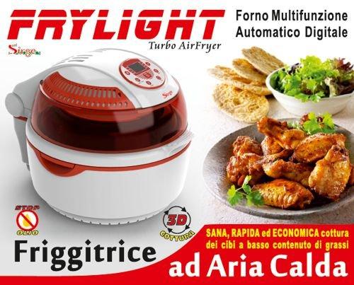 Friteuse air num rique automatique four multifonction for Programme cuisine 3d