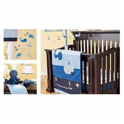 Amazon Com Nautica Kids Brody Nursery Bedding Collection
