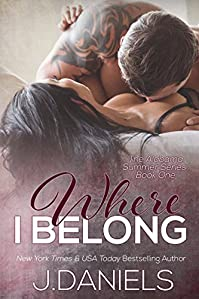 Where I Belong by J. Daniels ebook deal