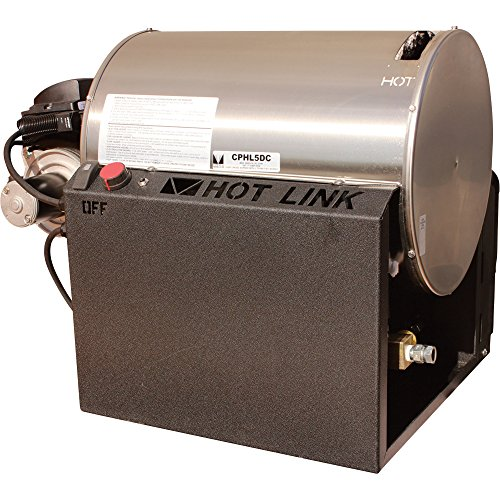 Hot2Go Hot Link 115V Electric, Diesel/Kerosene Hot Water Heater For Cold Water Pressure Washers, Model# Cphl5E1H