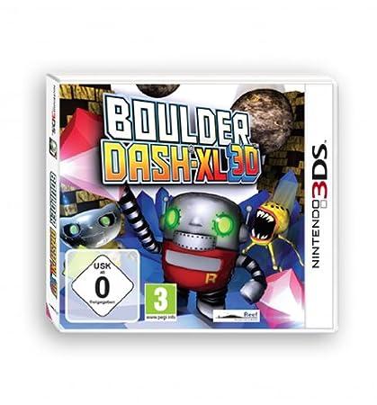 Boulder Dash-XL (Nintendo 3DS) [Importación inglesa]