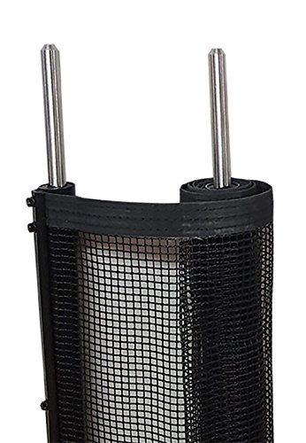 Sentry Safety Pool Fence Visiguard 5' Tall 10' Long Removable Child Barrier Pool Safety Mesh Fence (Black) (Ridged Hammer Drill compare prices)
