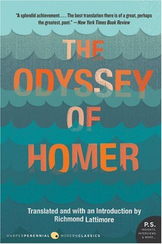 The Odyssey of Homer (P.S.), RICHMOND LATTIMORE