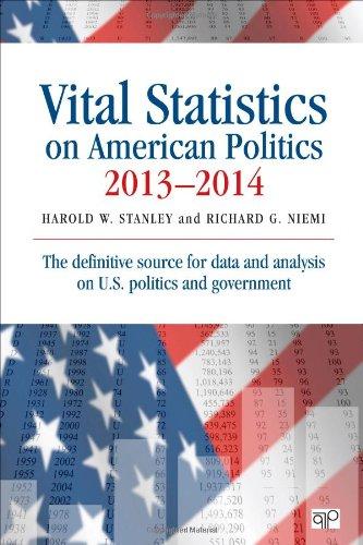 Vital Statistics On American Politics 2013-2014