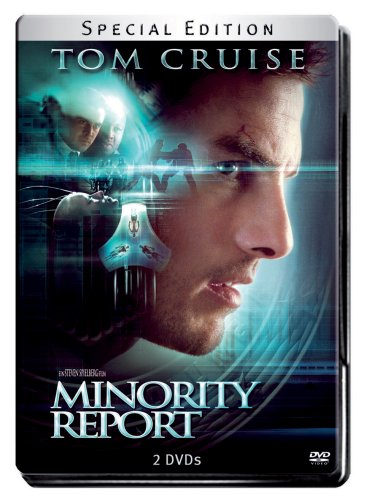 Minority Report [Special Edition](Steelbook) [2 DVDs]
