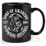 Sons Of Anarchy Redwood Original Ceramic Mug