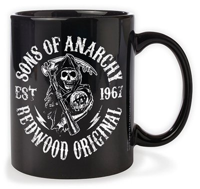Sons Of Anarchy - Tazza in ceramica Redwood Original