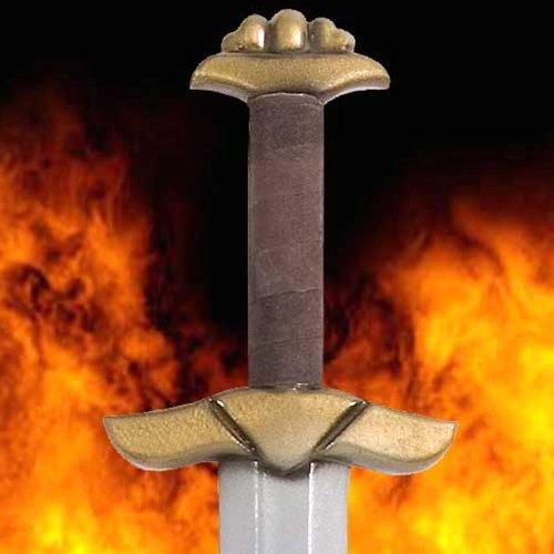 Larp Role Play Medieval Viking Raider Sword - Latex