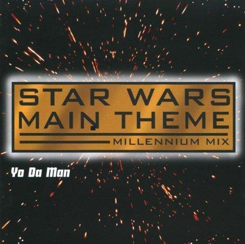 Star Wars Main Theme - Millennium Mix by K-Tel (1999-06-01)