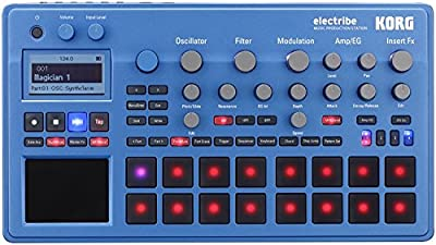 Korg ELECTRIBE Synth Based Production Station from Korg USA Inc.