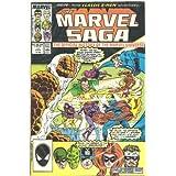 The Marvel Saga, No. 17, April 1987, Book XVII: Man's Inhumanity