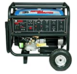 51w AsgipaL. SL160  ETQ TG72K12 8,250 Watt 13 HP 420cc 4 Cycle OHV Gas Powered Portable Generator with Electric Start