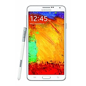 Samsung Galaxy Note 3, White 32GB (Sprint)