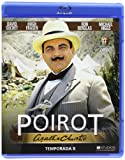 Agatha Christie's Poirot (Blu Ray B) Series 8 - Evil Under the Sun - Murder in Mesopotamia (2 Films)