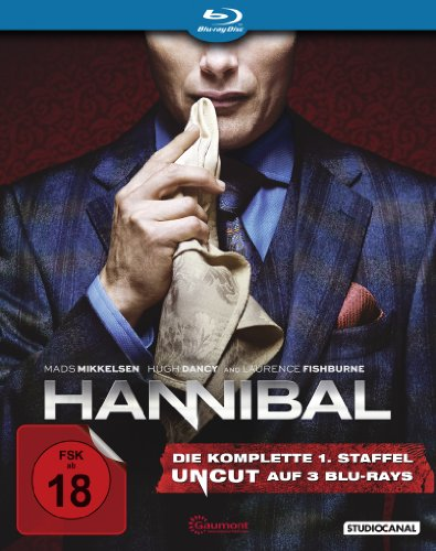 Hannibal - Staffel 1 - Uncut [Blu-ray]