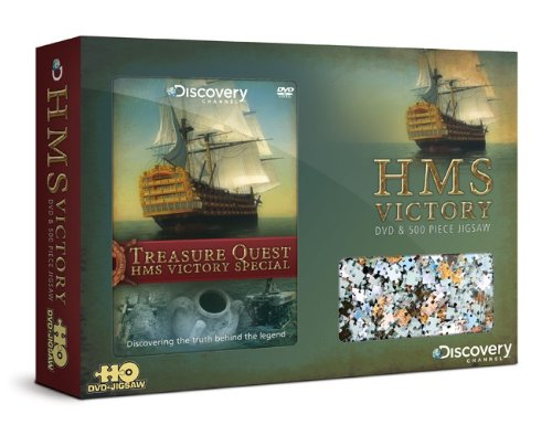 discovery-channel-hms-victory-dvd-jigsaw-gift-pack
